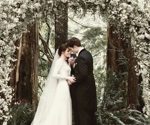 twilight, wedding, and bella image