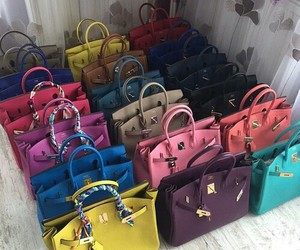 luxury, bags, and hermes image