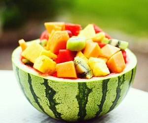 fruit, delicious, and fit image
