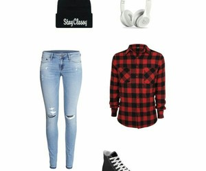 class, converse, and outfit image