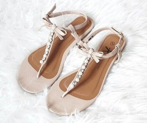 shoes, sandals, and style image
