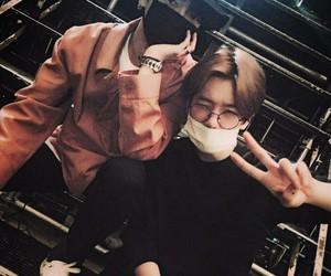 exo, baekhyun, and yesung image