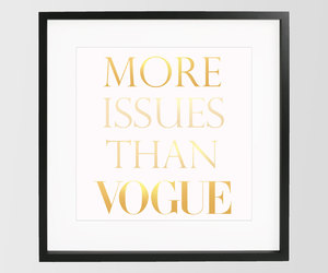 brand, poster, and vogue image