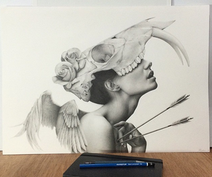 amazing, art, and drawing image