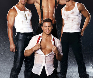 boy, channing tatum, and magic mike image