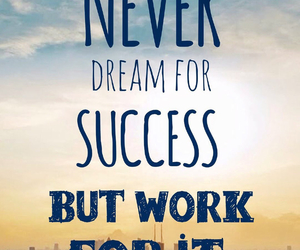 Dream, work, and wallpaper image