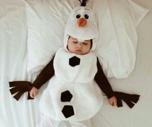 frozen, cute, and olaf image