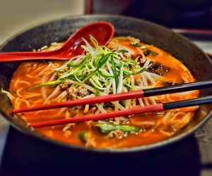 asia, food, and noodles image
