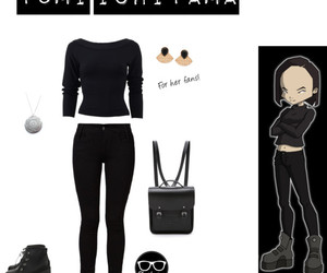 cosplay, fashion, and Polyvore image