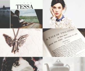 tid, the infernal devices, and tessa gray image