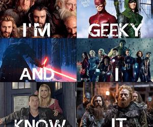 fandom, arrow, and doctor who image