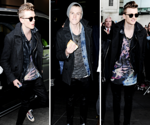 the vamps, tristan evans, and evans image