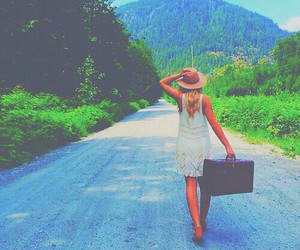 summer, fashion, and hair image