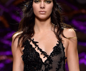 kendall jenner and Versace image