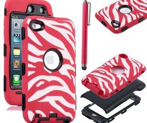 women fashion and ipod touch 4 case image