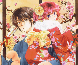 manga, akatsuki no yona, and shojo image