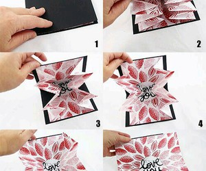 diy, card, and ideas image