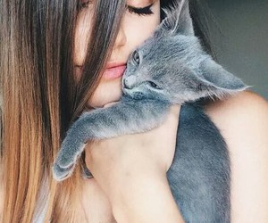 cats, hope, and couple image