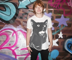 ginger, harry potter, and ron weasley image