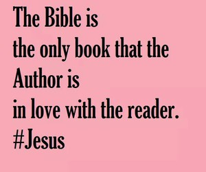 author, bible, and book image
