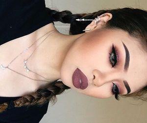 alt girl, indie, and brown hair image