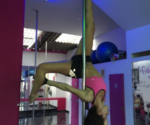 pole, poledance, and polesports image