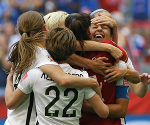 soccer, usa, and women image