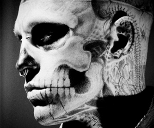 tattoo and rick genest image