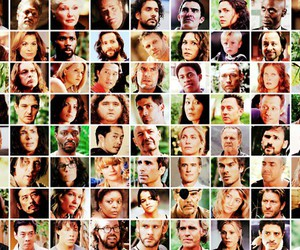lost, lost but not forgotten, and i love this cast image