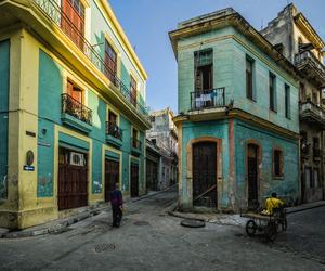 colors, cuba, and havana image