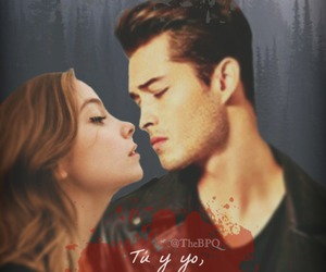 book cover, wattpad, and love image
