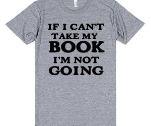 book, funny, and geek image