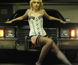 70s, Cherie Currie, and dakota fanning image