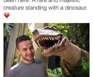 dinosaur, payne, and liam image