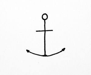 anchor, cool, and beach image