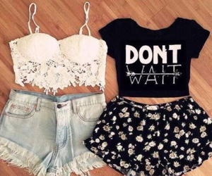 summer clothes image