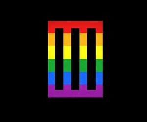 paramore, rainbow, and lgbt image