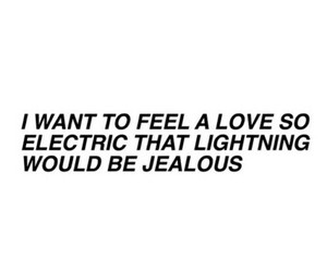 quotes, love, and electric image