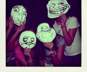 lol, me gusta, and friends image