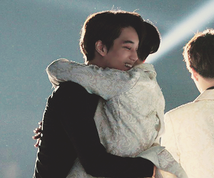 exo, kai, and lay image
