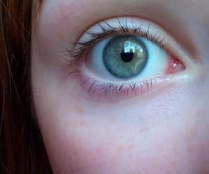 eyebrow, eyelashes, and eyes image
