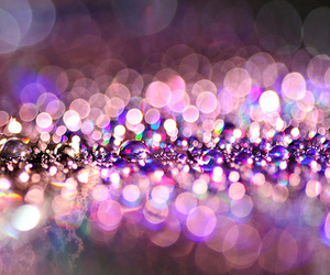 glitter, light, and sparkle image