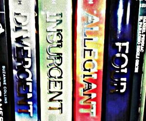 four, insurgent, and divergent image
