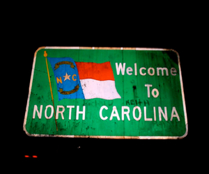 flag, usa, and North Carolina image