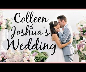 joshua david evans, joshleen, and colleen mae ballinger image