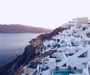 beautiful, buildings, and Greece image