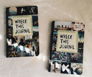 tumblr and wreck this journal image