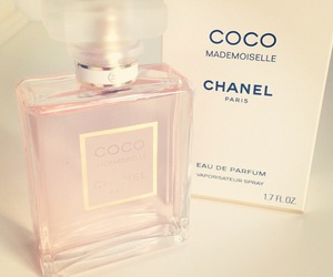 chanel, perfume, and coco image