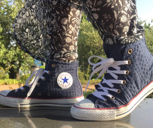 all star, style, and converses image