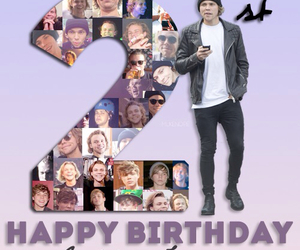 happy birthday and ashton irwin image